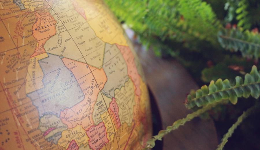 Geographieunterricht am Gymnasium Hochrad