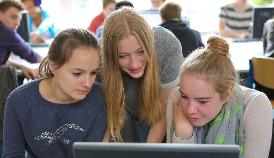 Billingualer Unterricht am Gymnasium Hochrad
