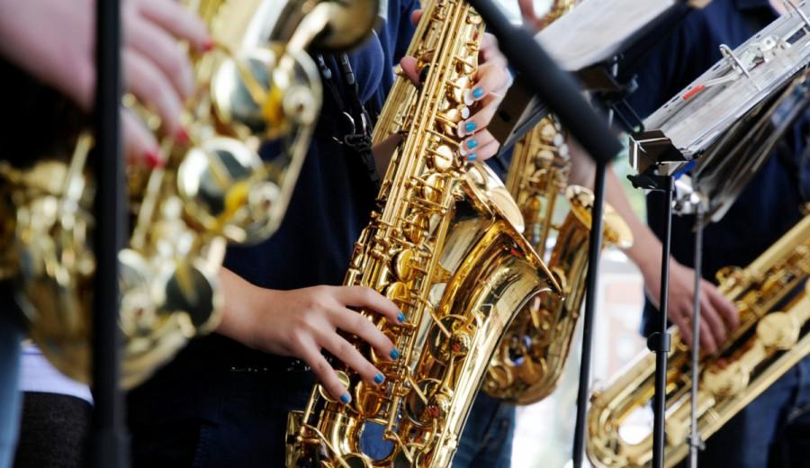 Musikunterricht am Gymnasium Hochrad