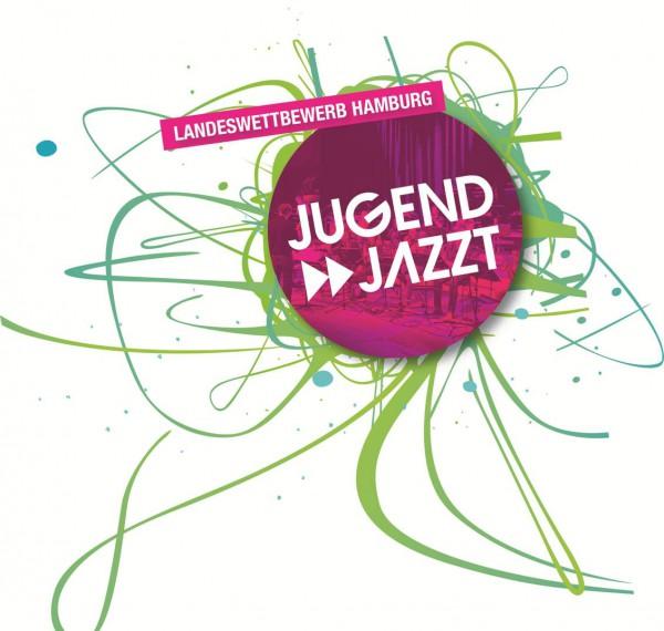 Logo Jugend jazzt Landeswettbewerb HH 2016