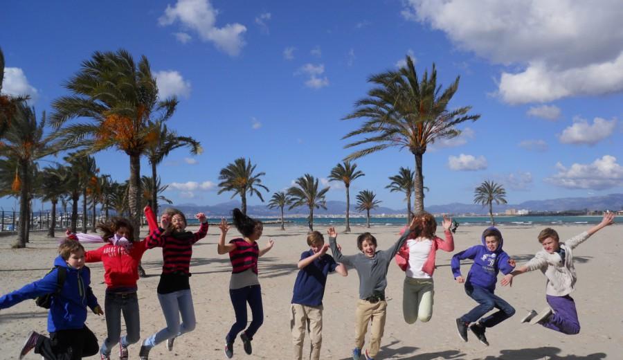 Schüleraustausch Mallorca
